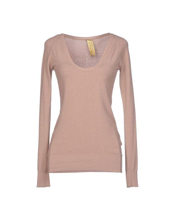 粉红色 ANNARITA N. 套衫
