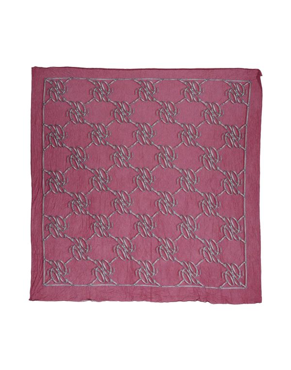 波尔多红 GUCCI 方巾