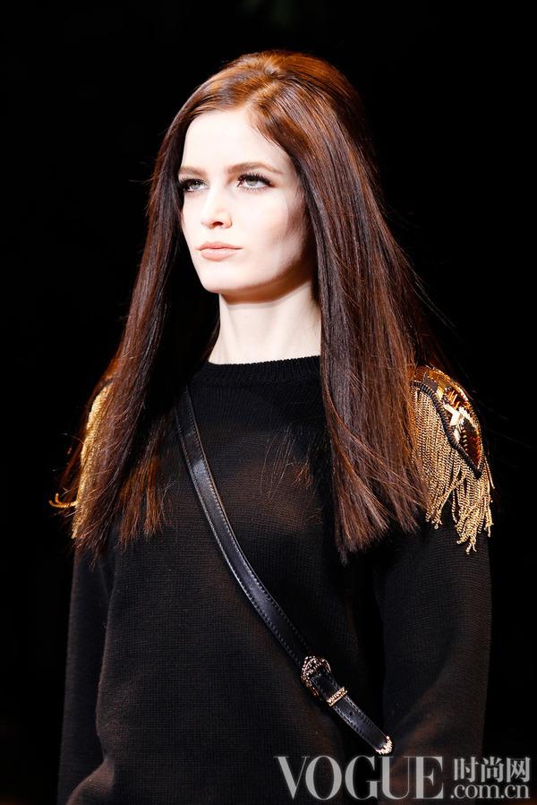Versace2014秋冬时装秀