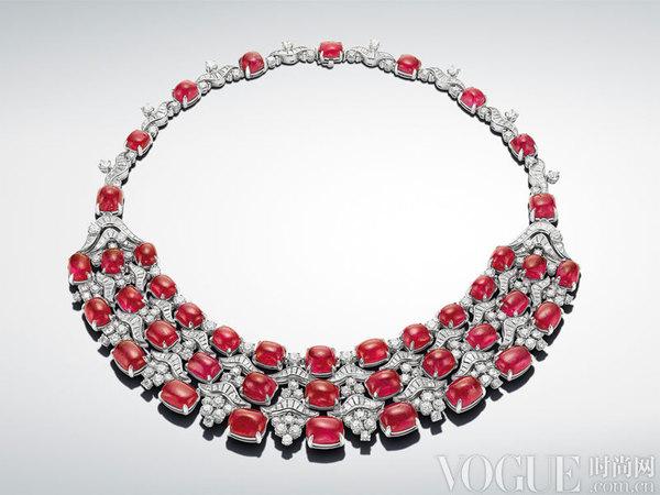 BVLGARI宝格丽全新MVSA高级珠宝系列