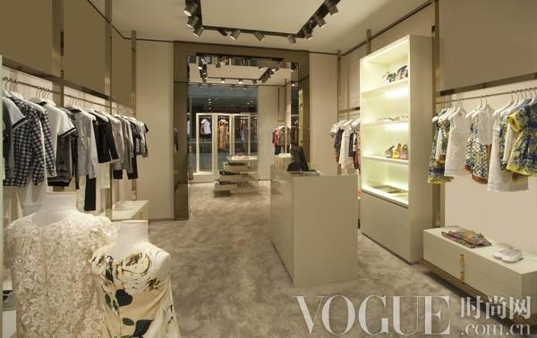 Dolce&Gabbana内地首家童装精品店亮相上海