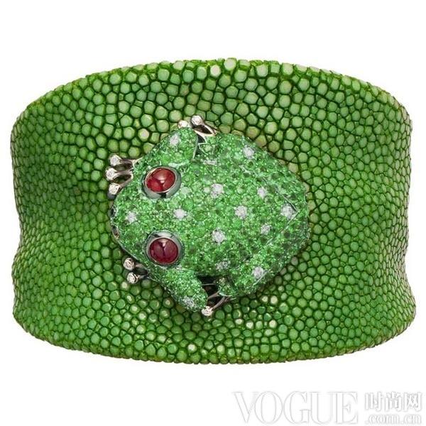 大胆的华丽 de Grisogono 推出2013珠宝新品