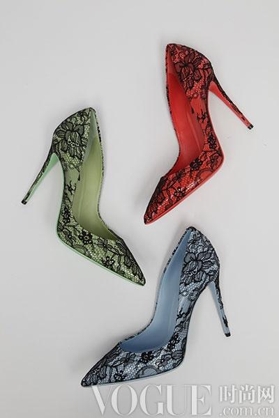 Dolce&Gabbana全新KATE高跟鞋系列发布