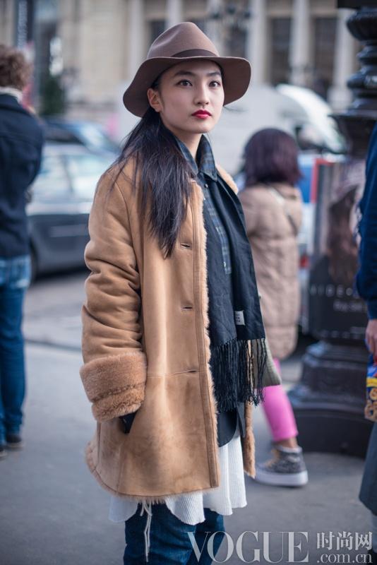 巴黎时装周街拍日记Day 8