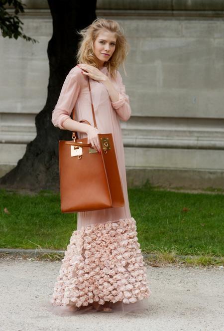 Sophie Hulme皮革手提包