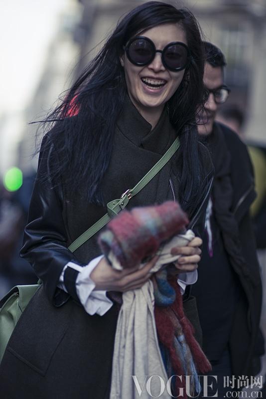 巴黎时装周街拍日记Day 5