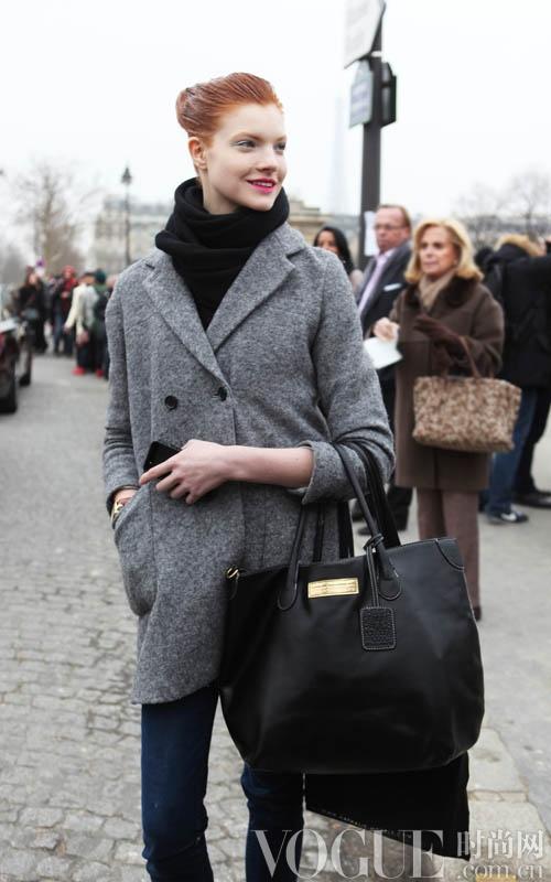 巴黎时装周街拍日记Day3