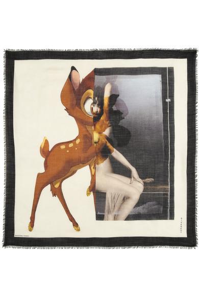 Bambi 120cm x 120cm 方形围巾