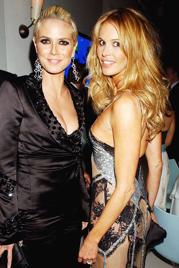 Heidi Klum代替Elle Macpherson成为Bendon内衣品牌新代言人
