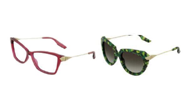 ALEXANDER MQUEEN推出2014年春夏眼镜系列