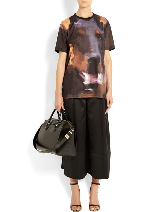 Givenchy黑色小牛皮包