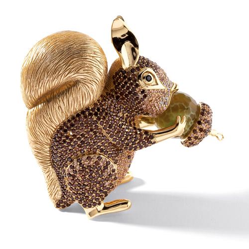 """2012珠宝流行趋势预测:""""自然""""主题珠宝将大热(图)"""