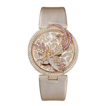 卡地亚Le Cirque Animalier de Cartier万凤之皇腕表
