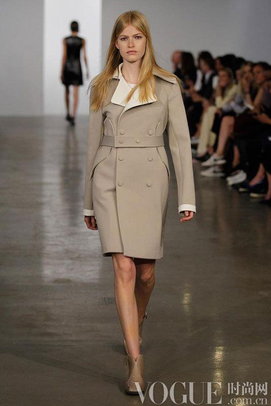 型格大衣 2015早春系列