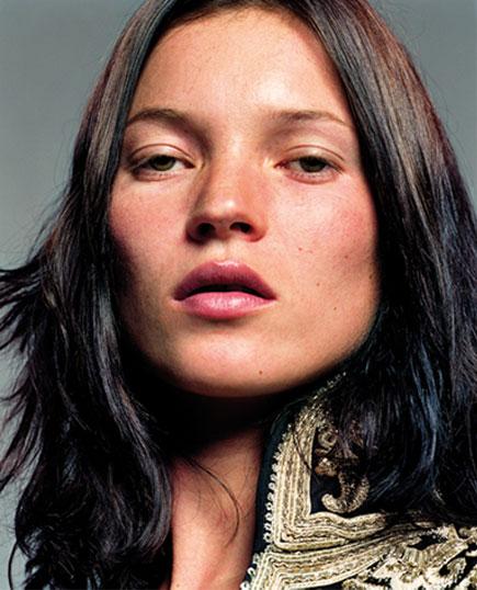 Kate Moss , V 杂志,1999
