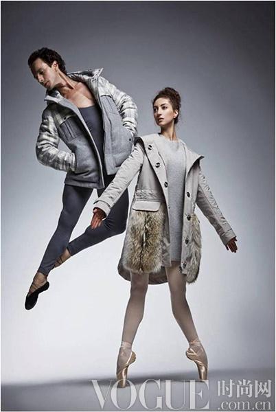 Peuterey携手俄罗斯芭蕾舞舞者呈献现代奢华
