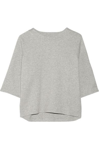 棉质混纺上衣