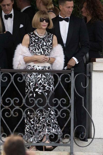 乔治·克鲁尼夫妇威尼斯婚礼不得不看的精彩瞬间