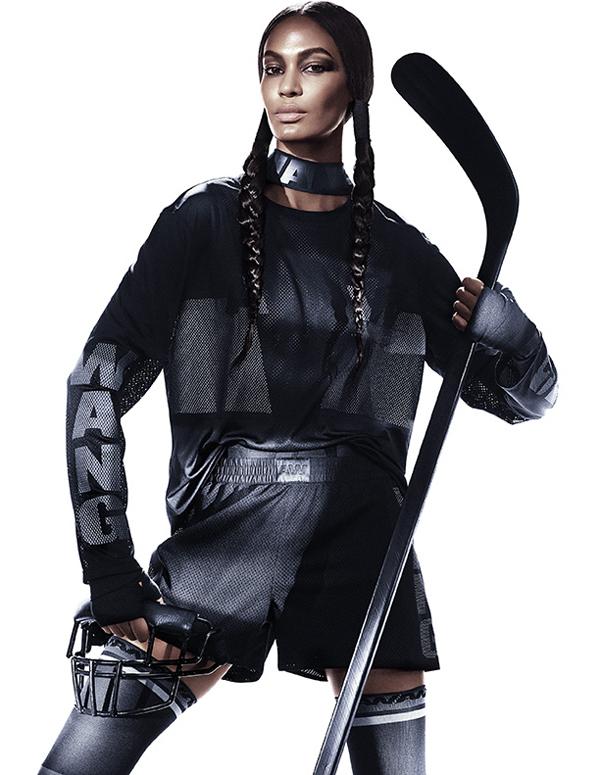 Alexander Wang x H&M系列宣传影片发布