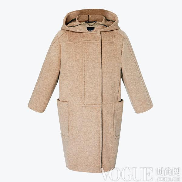 冬日必备时髦Over Size大衣