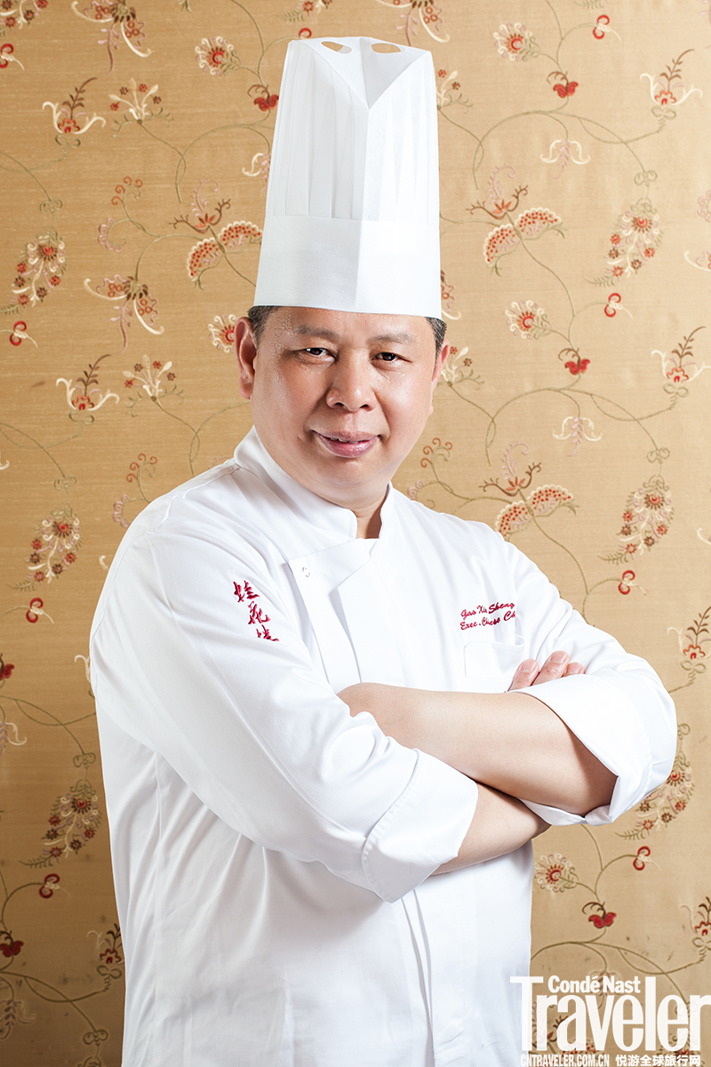 中餐大師領銜演繹香格里拉中華食尚節