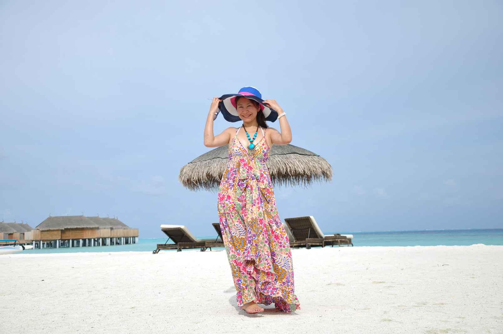 去海岛】我的蜜月旅行---马尔代夫