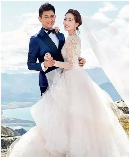 看看明星们的海岛婚礼!