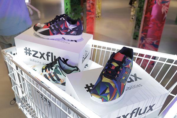 陈奕迅助阵adidas Originals ZX FLUX新品发布_话题_手机版GQ男士网