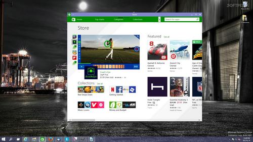 NO.7 Windows 10应用商店