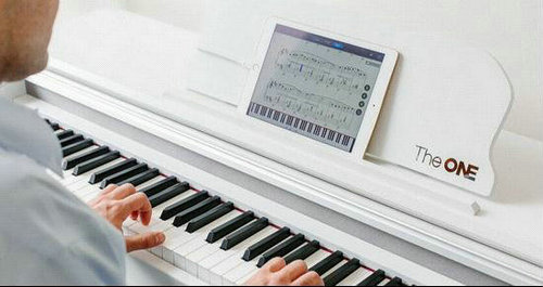 NO.4智能钢琴 The One