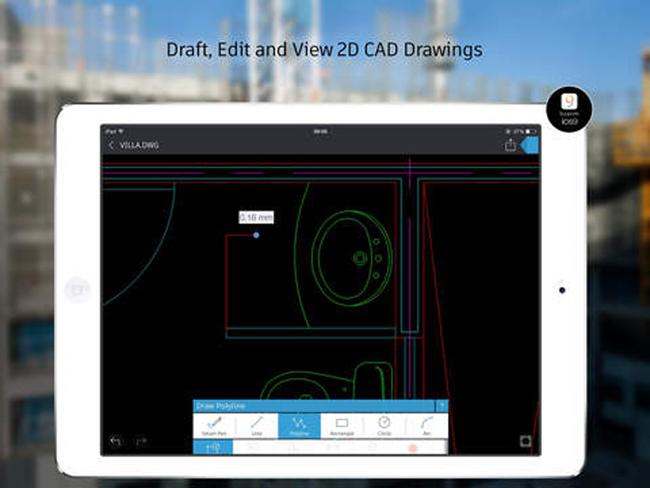 AutoCad360让如何图纸使用cad居中键盘图片