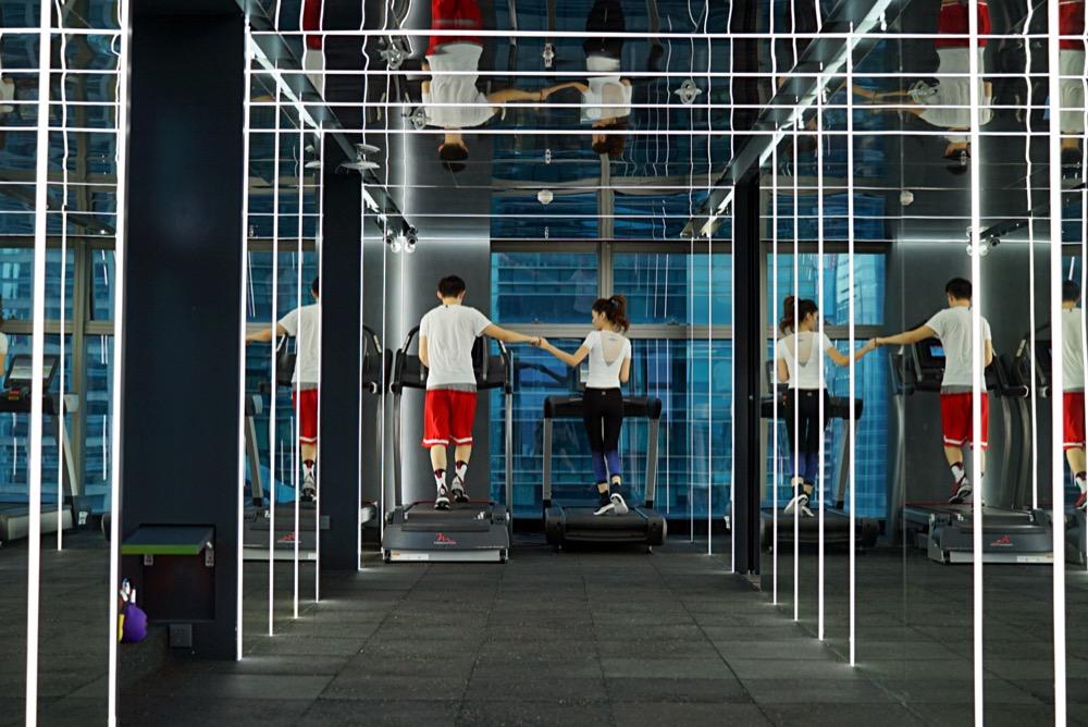 在今夏18个最靓运动空间 秀出你的潮酷运动装备