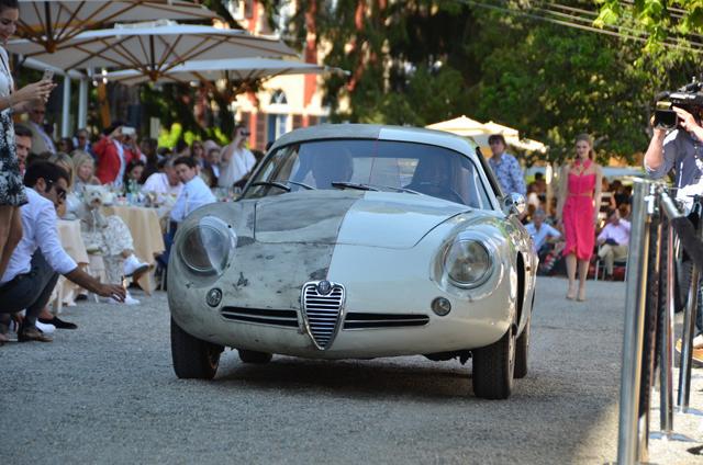 Lopresto Corrado:顶级收藏家的车库里都有哪些车