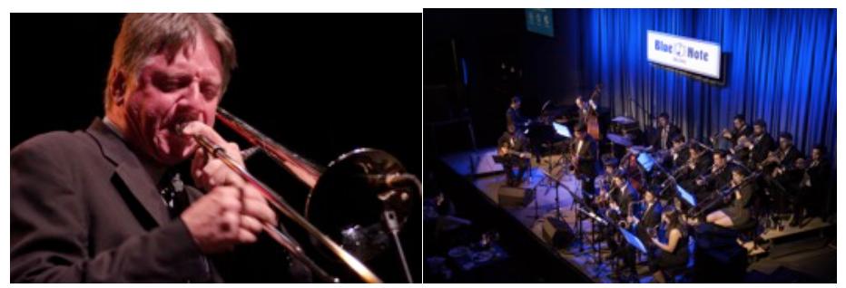 Blue Note 12月演出节目单