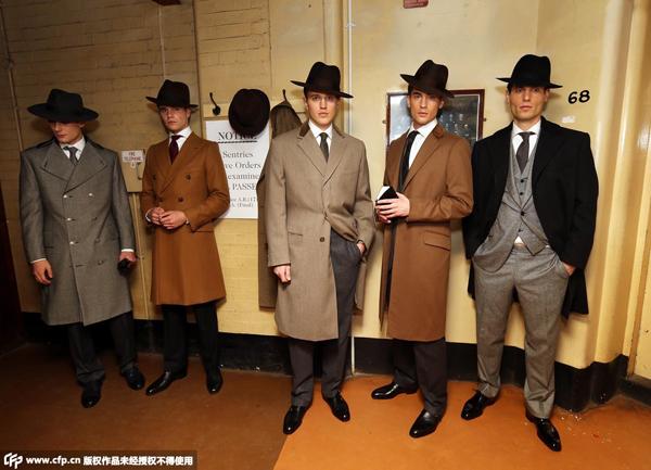 """你得比他懂西装——穿对西装的8条""""军规"""""""