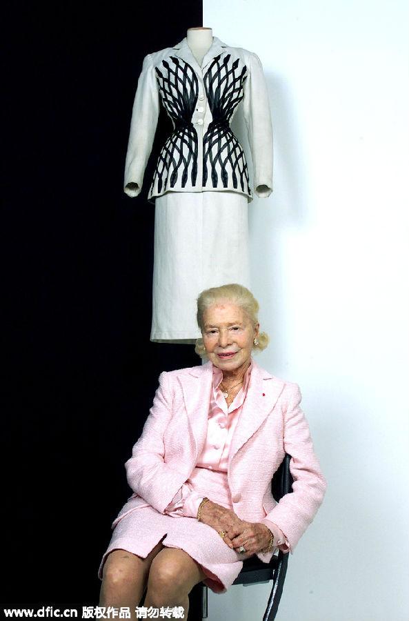 Carven夫人离世 她让娇小女性获得时尚