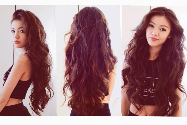 美容觉美的可不止是脸,还有光彩夺目的秀发