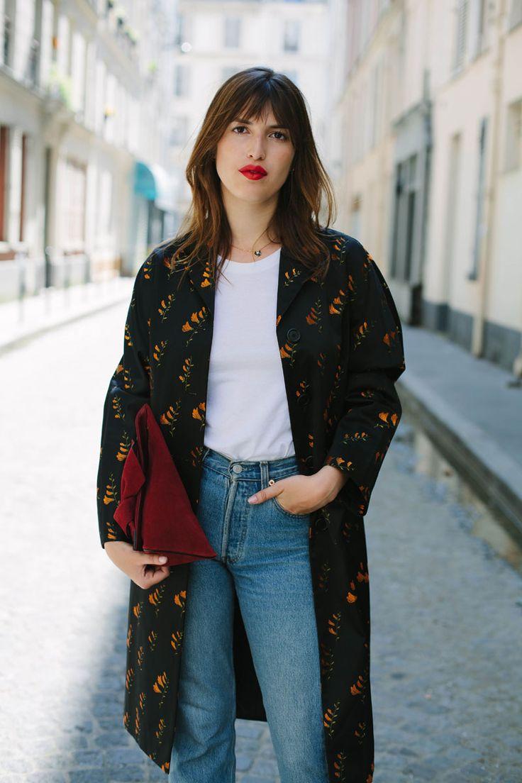 巴黎女人这么美 就是因为她们不赶时髦