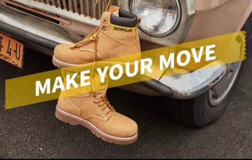 Cat大黄靴,工装老炮儿的多样穿搭玩法