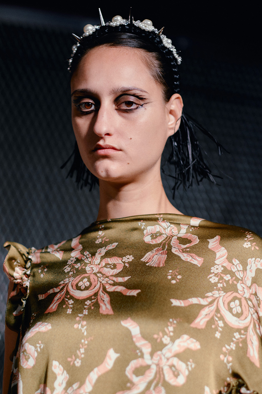Simone Rocha2020春夏 LFW的美丽主题就是保持真实的自己