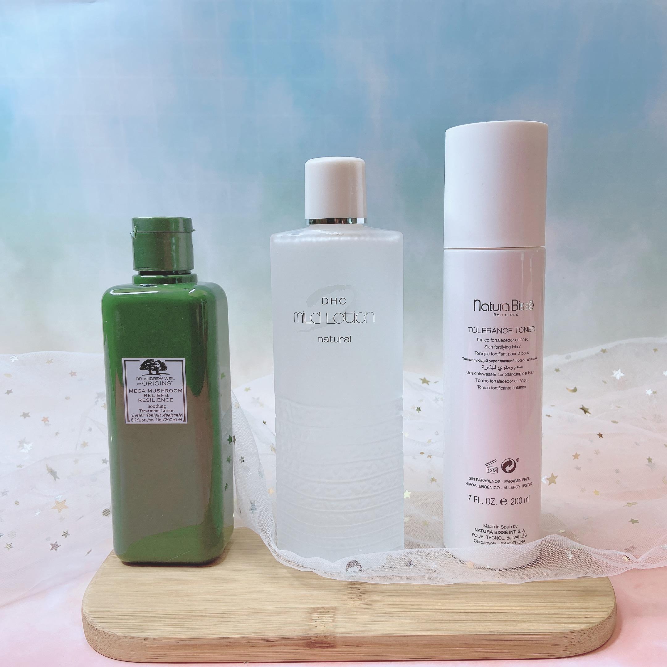 护肤第一步 三款化妆水开箱报告