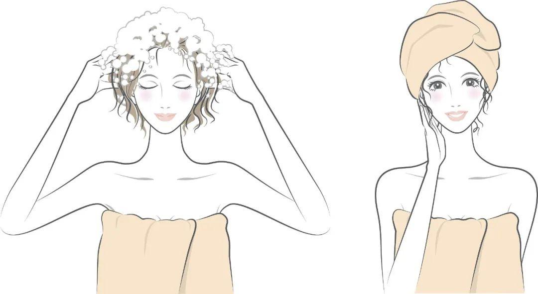 夏天不停脱发的原因是?