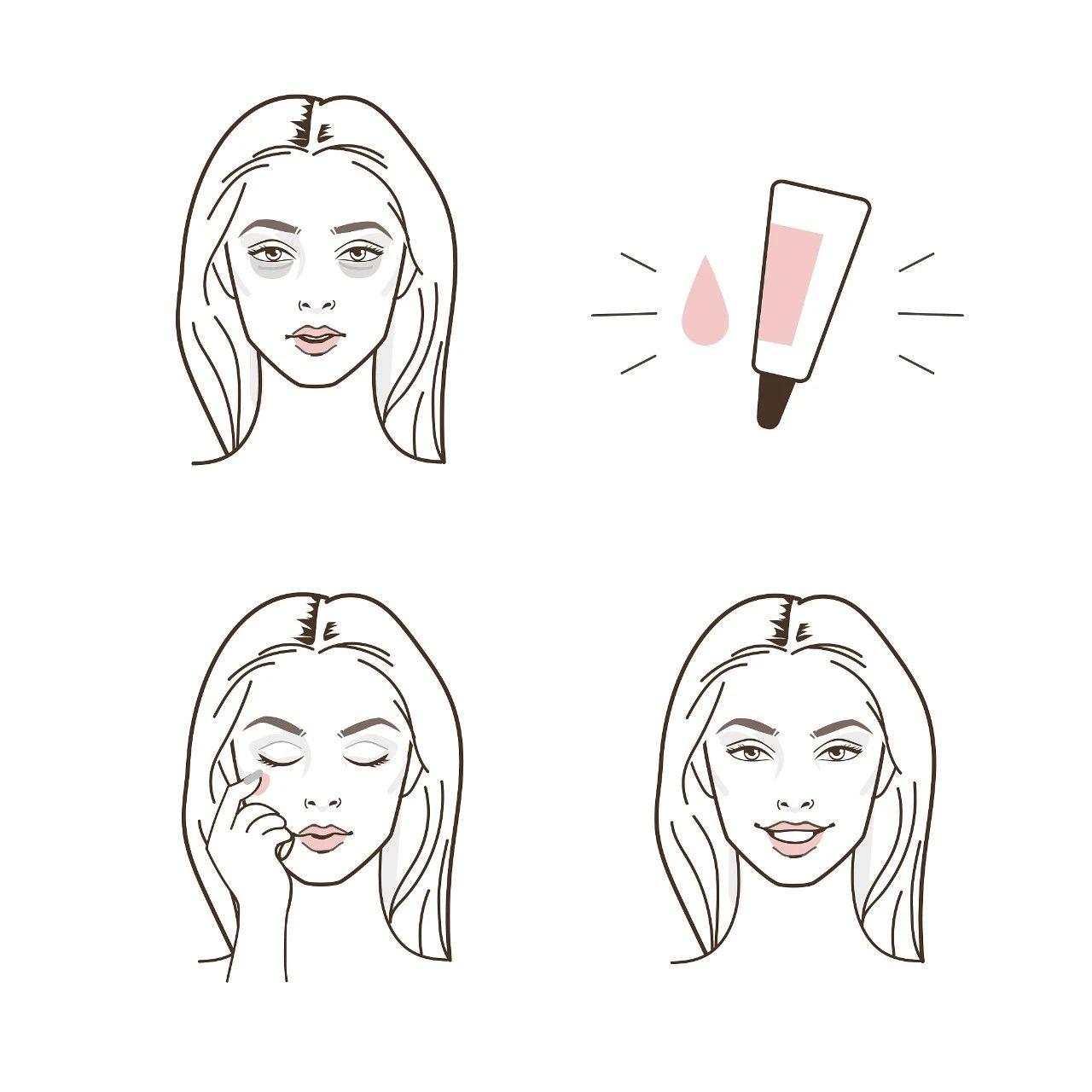 肤质变好之后,眼袋皱纹黑眼圈怎么办?