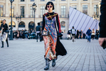 2017春夏巴黎时装周街拍 Day9