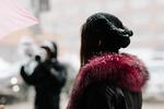 2017秋冬纽约时装周街拍 DAY1