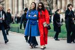 2017秋冬巴黎时装周街拍 Day8