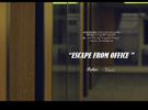 """B.PLUS 19AW 系列——""""ESCAPE FROM OFFICE"""""""