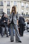 2016春夏巴黎时装周街拍 Day7
