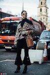 2018秋冬伦敦时装周街拍 Day2
