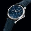 当高级制表工艺遇上经典复古设计 万宝龙传承精密计时系列再添两款全新蓝色复古造型腕表